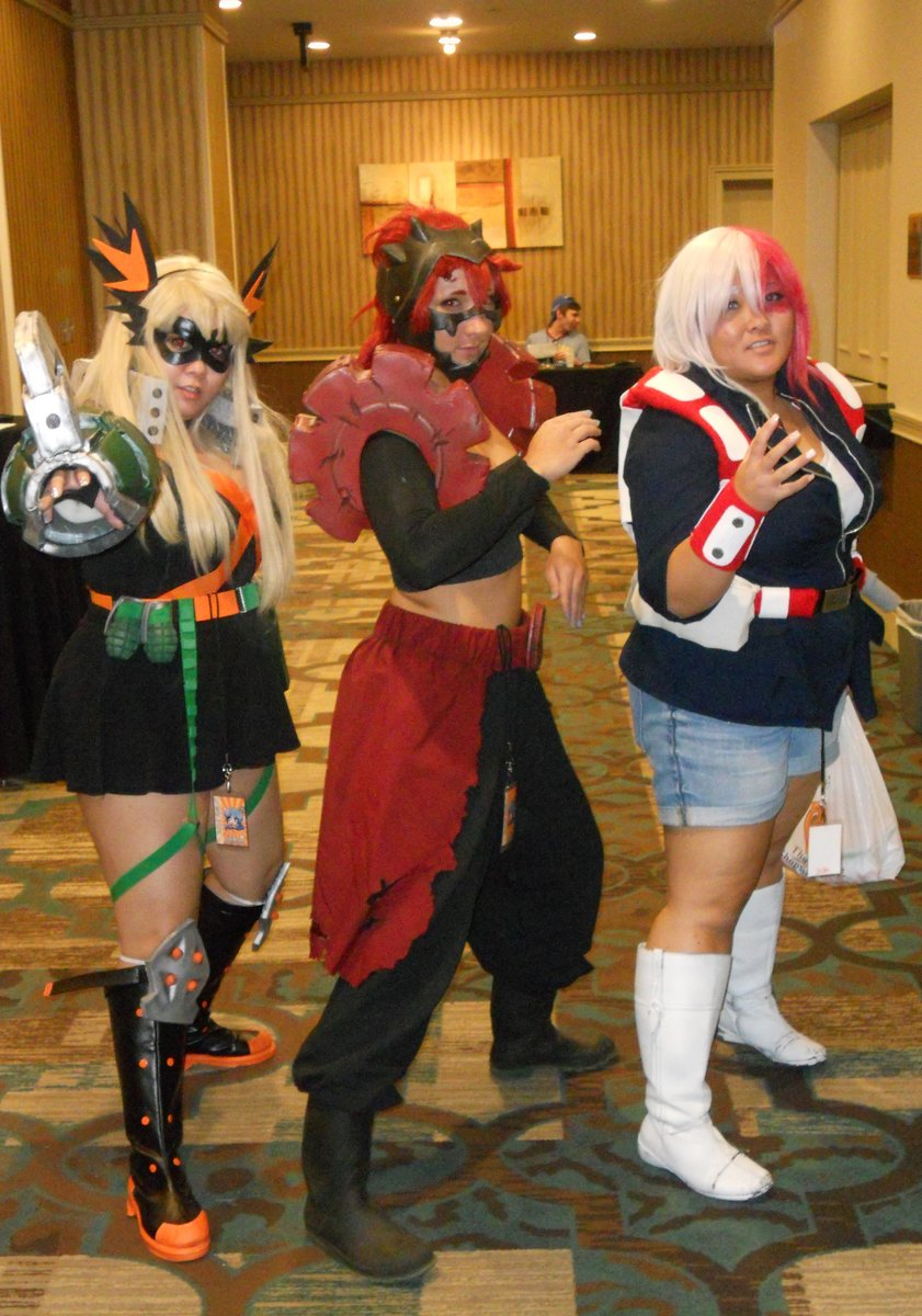 Queen City Anime Convention 2018