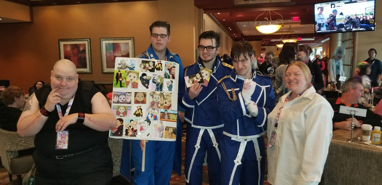 Full Metal Alchemist Group